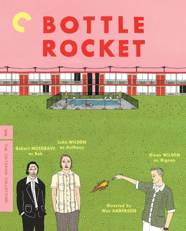 Bottle Rocket (1996) | The Criterion Collection