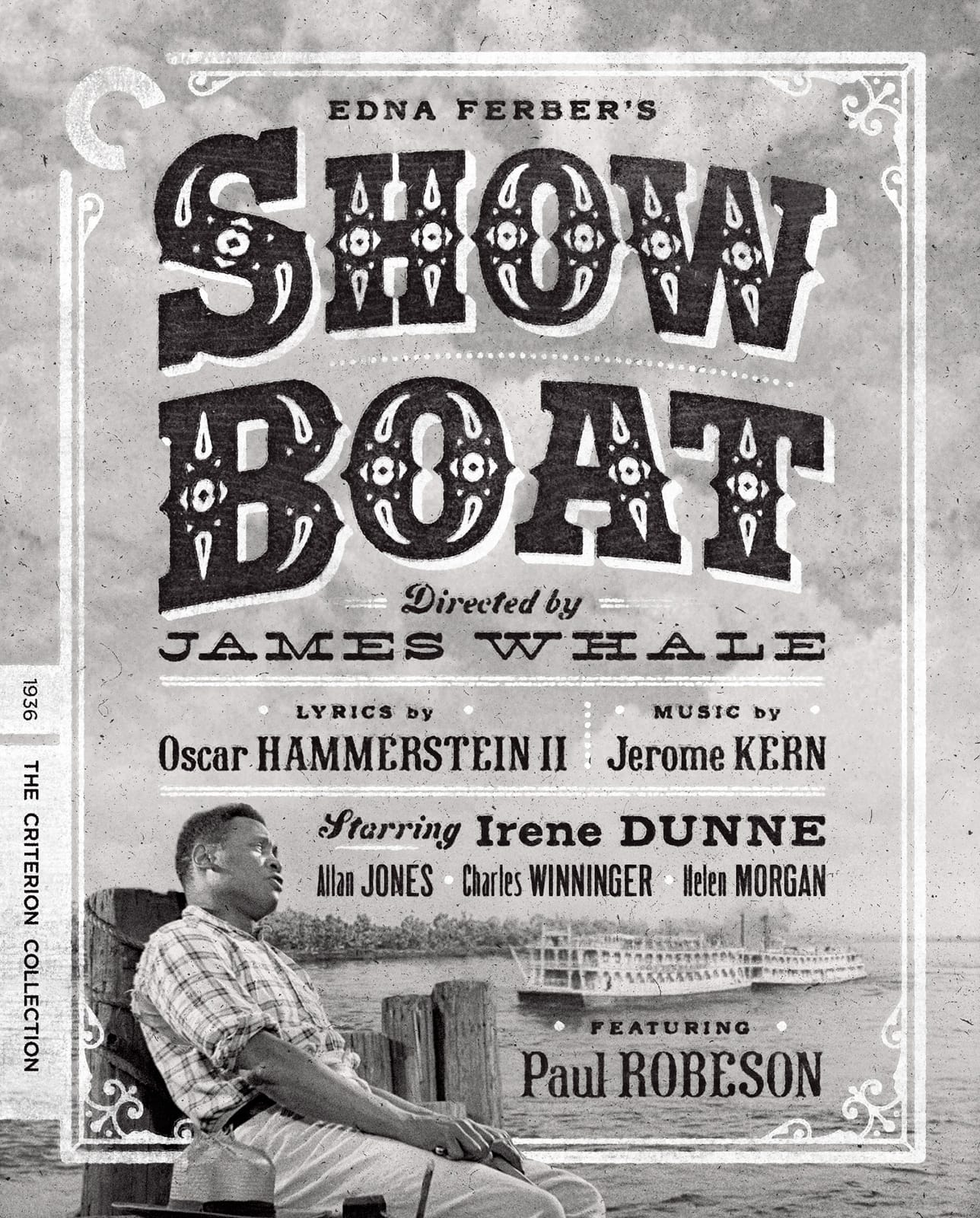 Paul Robeson Showboat : robeson, showboat, (1936), Criterion, Collection