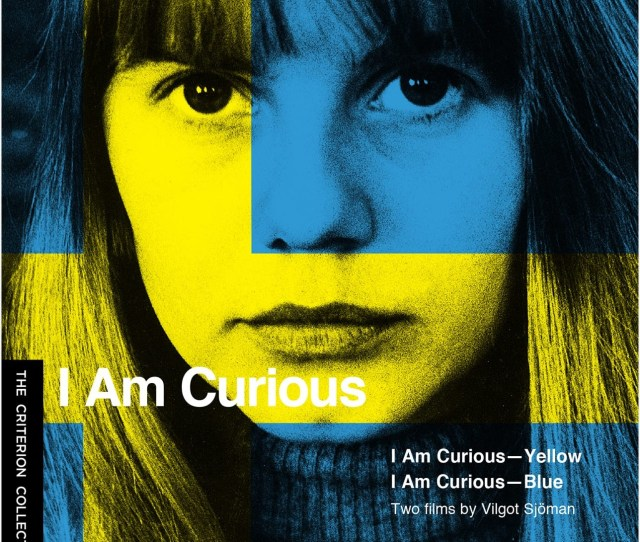 I Am Curious Yellow