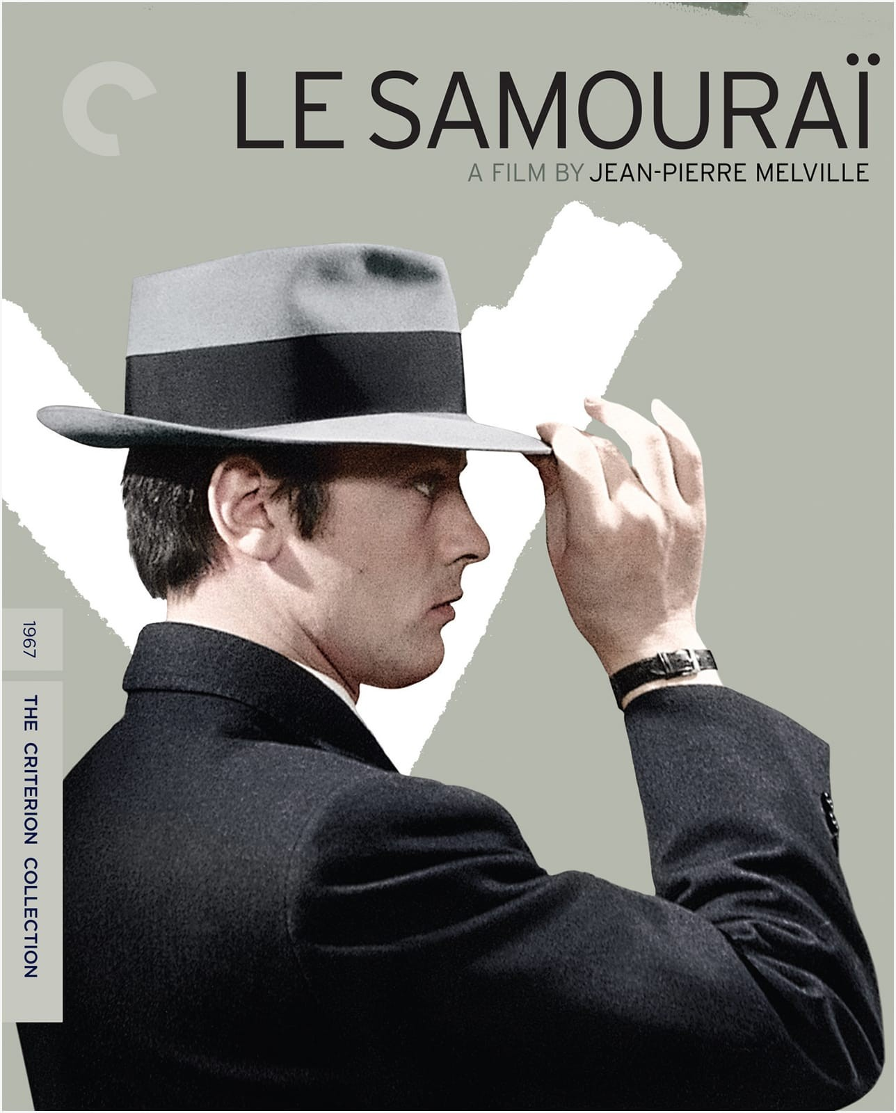 Jean-pierre Melville Films : jean-pierre, melville, films, Samouraï, (1967), Criterion, Collection