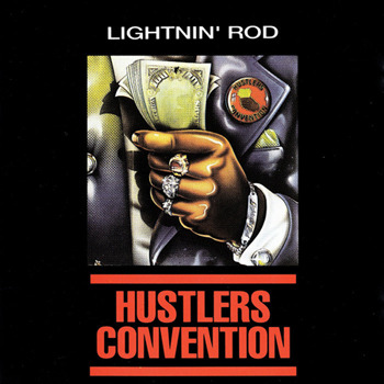 Hustlers Convention Album Cover