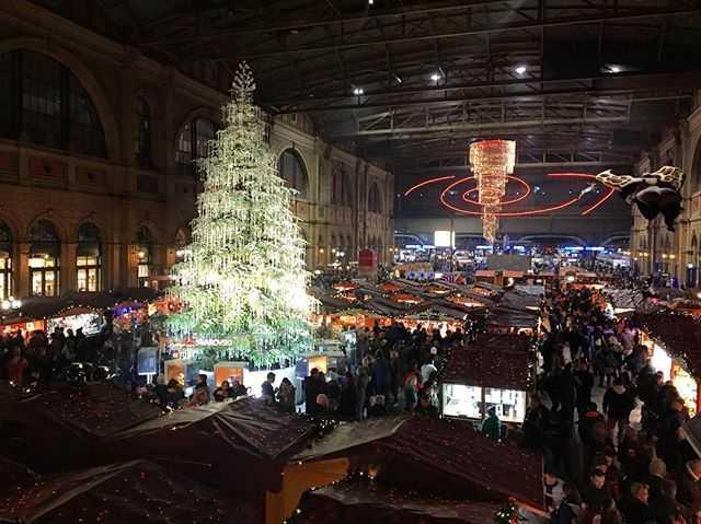 Christkindlimarkt Shopping In Zrich