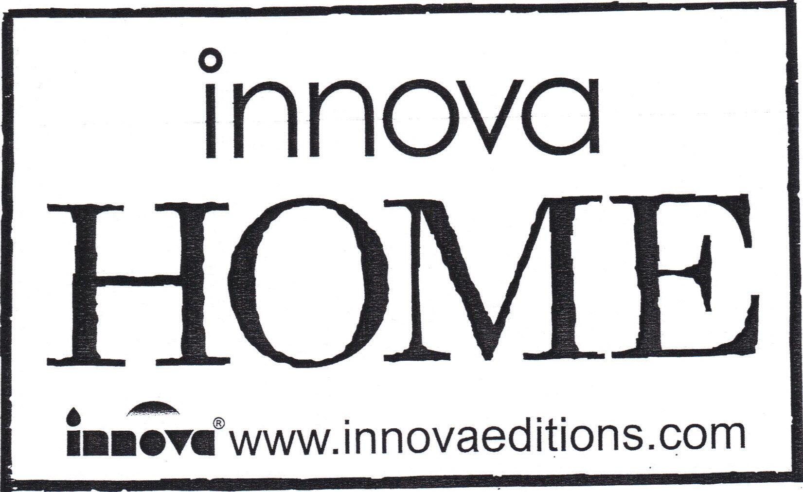 Innova Home Innova Novaeditions