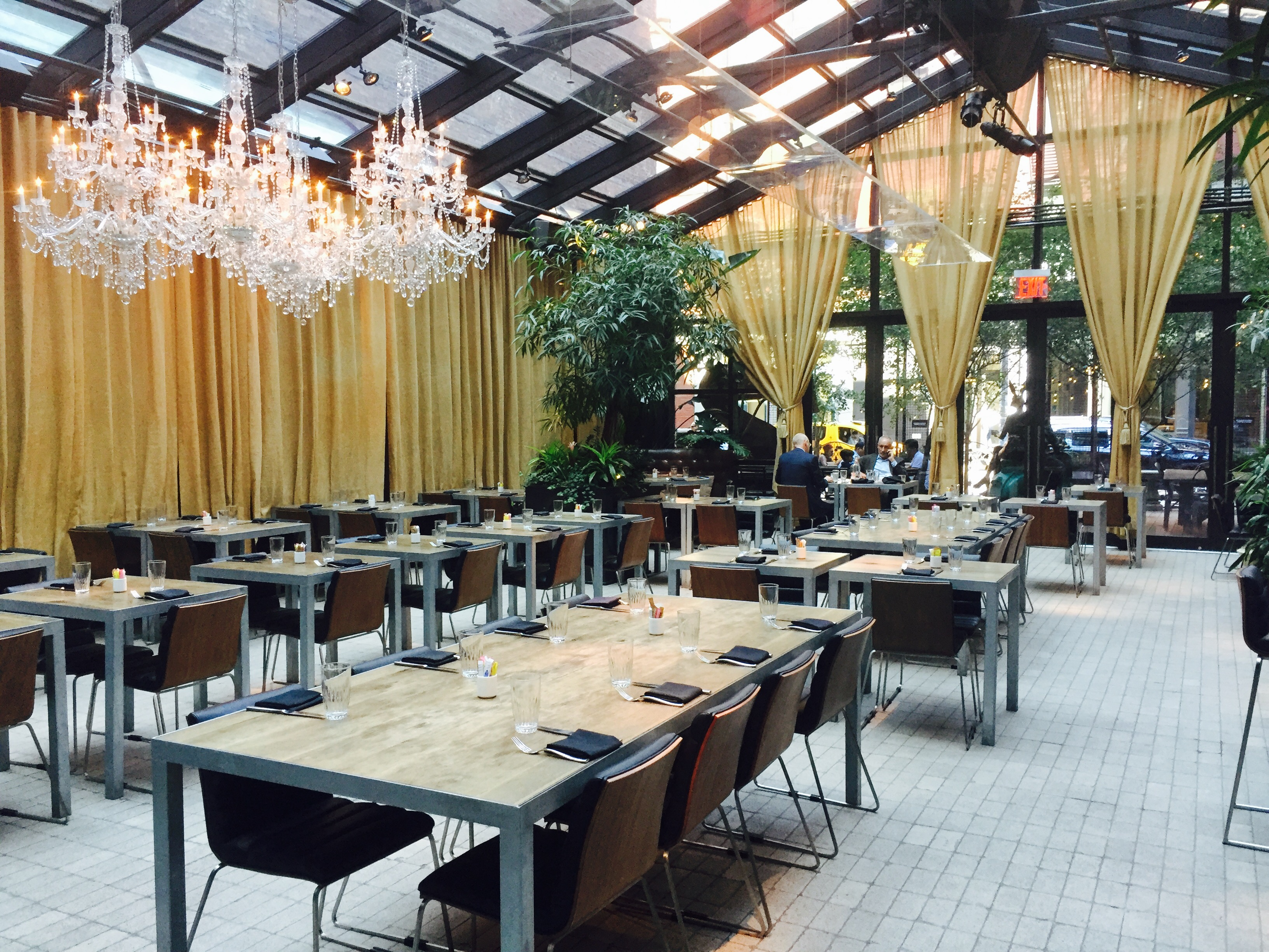About Nomo Soho Hotel New York   Culinary Agents