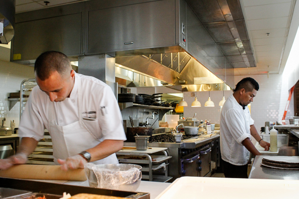 Banquet Chef at TableSeide Restaurant Group  Culinary Agents
