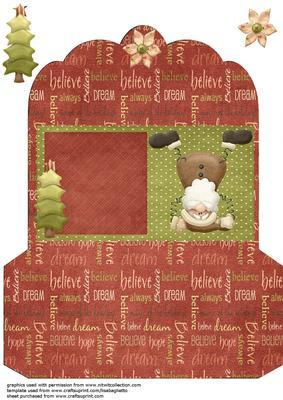 Funky Santa Giftmoney Envelopewallet CUP2754211509