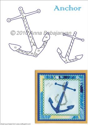 Anchor CUP59151 96 Craftsuprint
