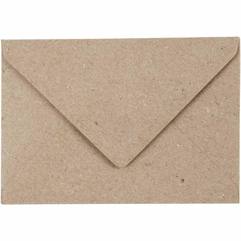 recycled envelopes c7 7