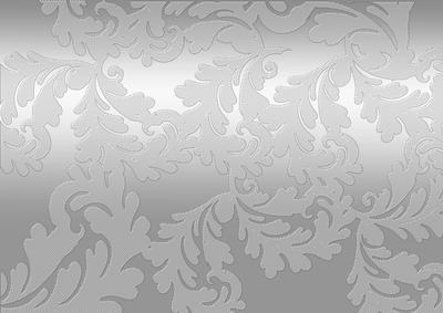 Embossed Metallic Background Striking Silver CUP140786