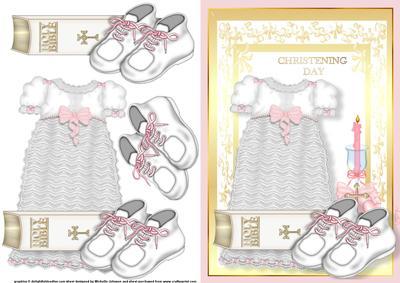 Cut Baby Girl Wallpaper Christening Dress Clip Art Cliparts