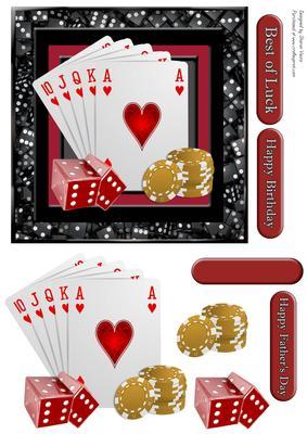 Lucky Hand CUP670603 2357 Craftsuprint