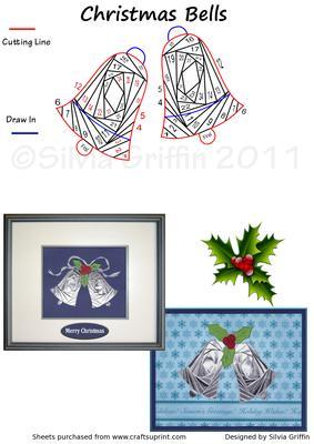 Christmas Bells CUP280078262 Craftsuprint