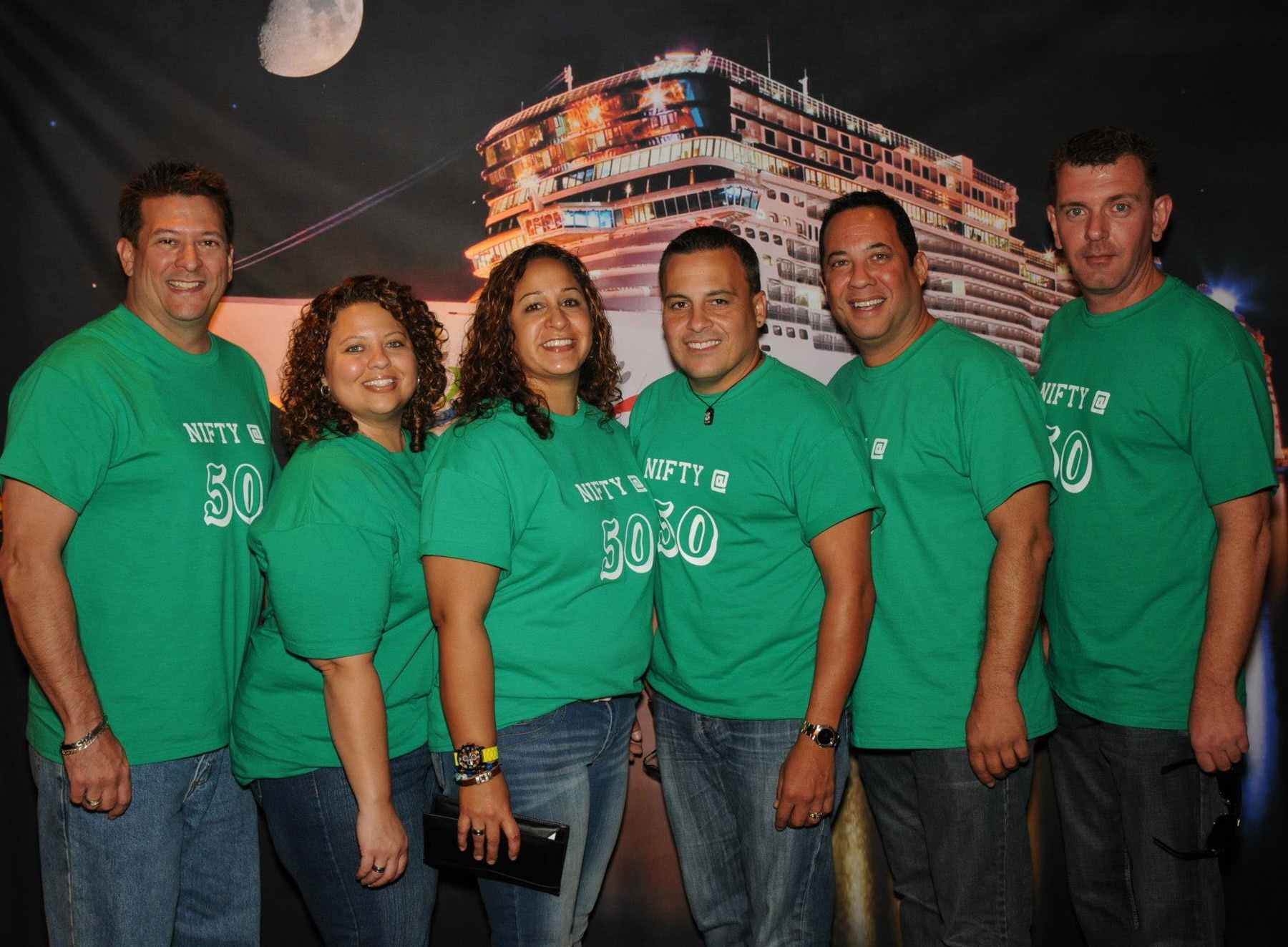 50th Birthday Shirts Group
