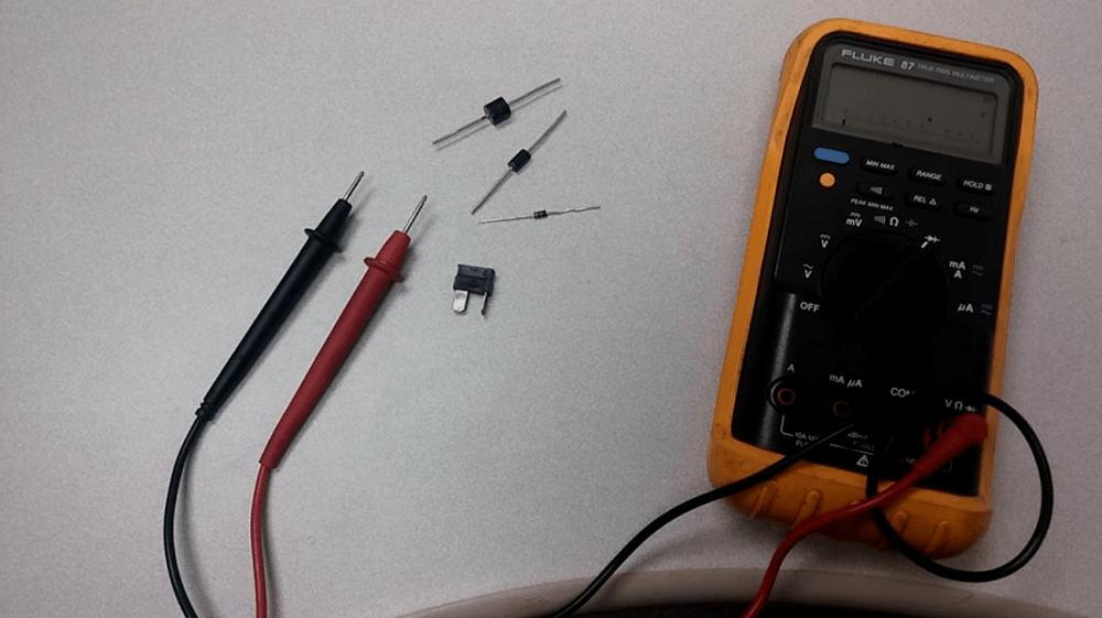 Diode Testing