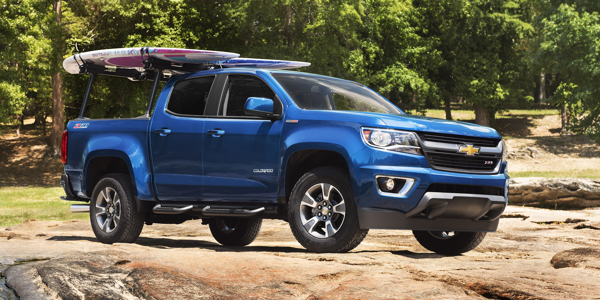 hight resolution of new chevrolet colorado exterior image 1
