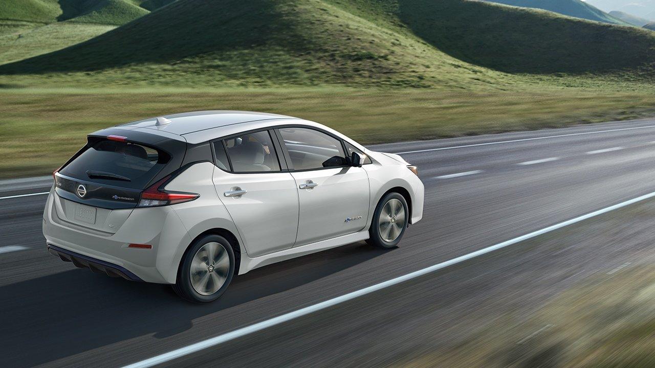 Nissan Leaf Lease Deals 2018