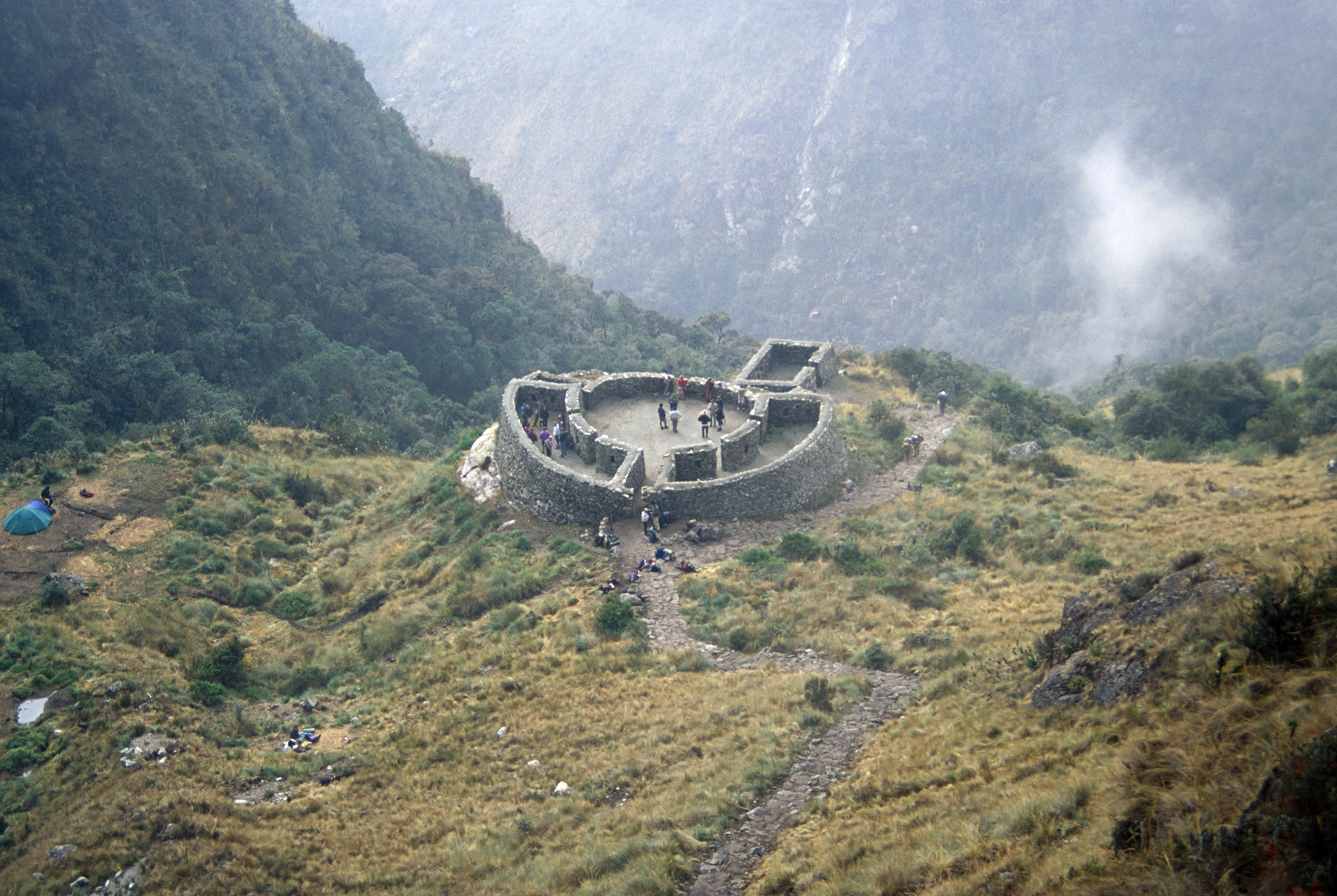 Do You Know That If You Linked Together All The Inca Roads