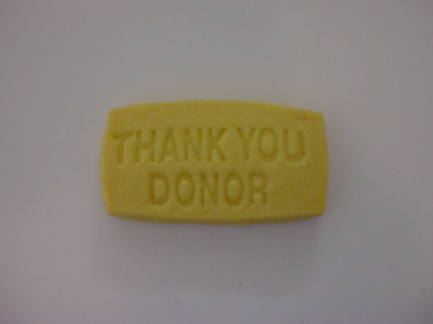Thank You Donor