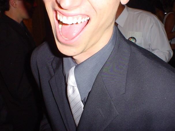 Daniel at Kev's 21st