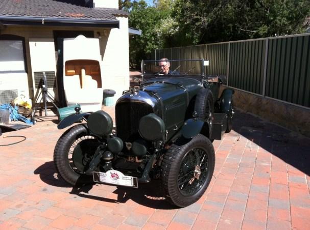 1927 Bentley
