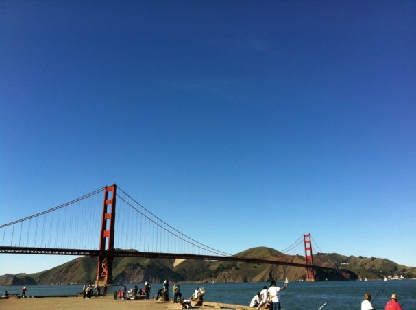 GGB on a nice day