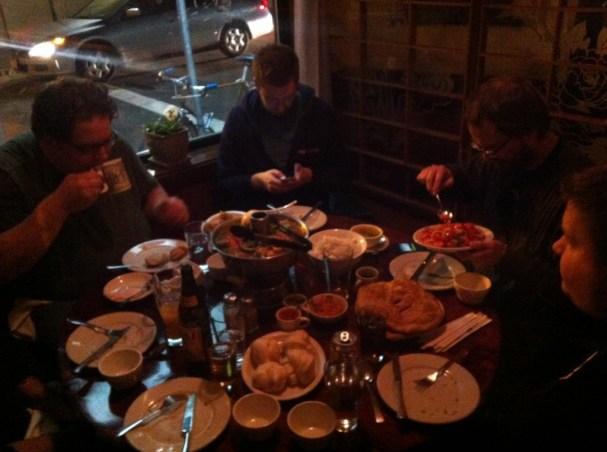 Team Social in Boston