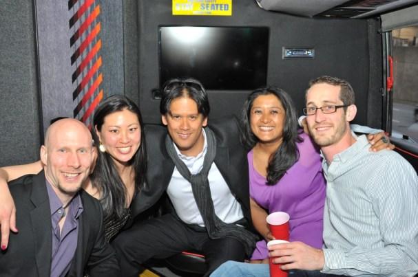 Iris' Party Bus