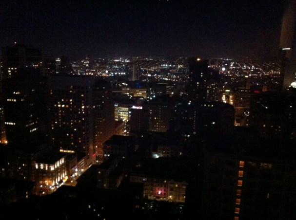 SF From Above