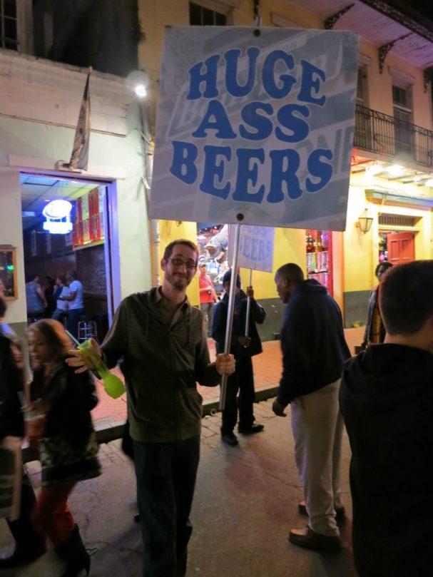 Huge Ass Beers