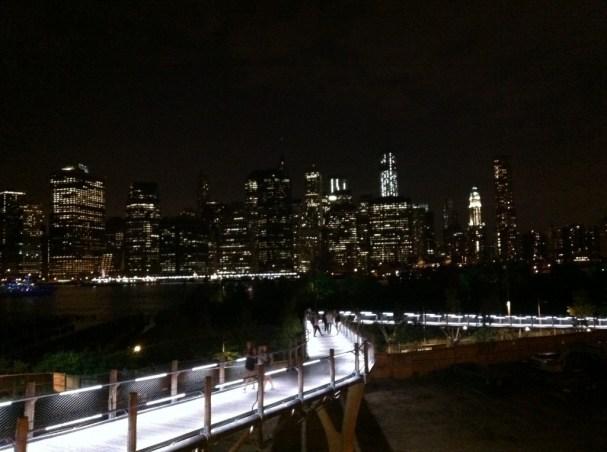 Bouncy Light Bridge