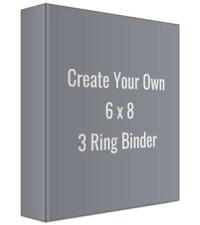 Custom 3 ring binders