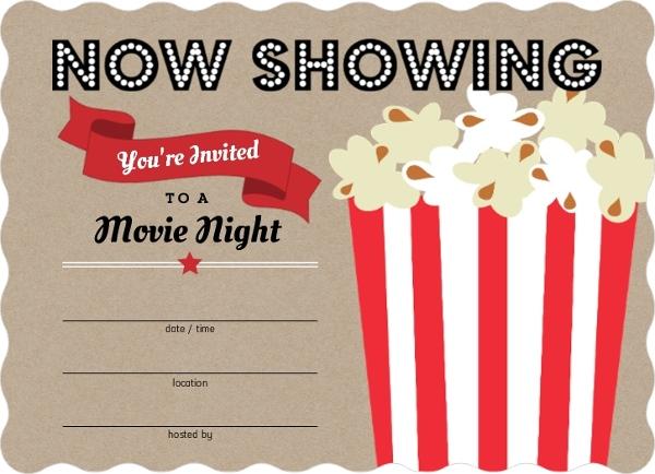 Home Printable Invitations