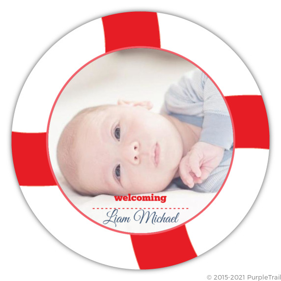nautical life preserver birth