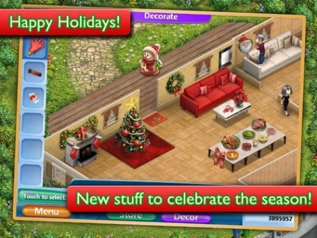 Virtual Families 2 Our Dream House Games App Review IOS Free