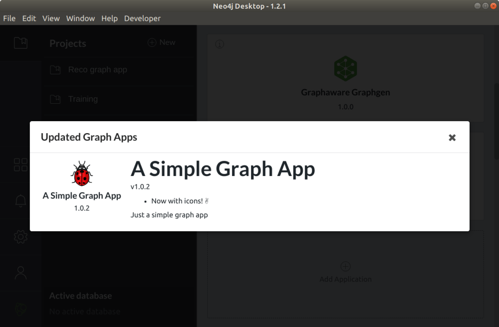 medium resolution of aldrin misquitta has written a step by step tutorial showing how to build your first graph app you can find a list of all the available graph apps in the
