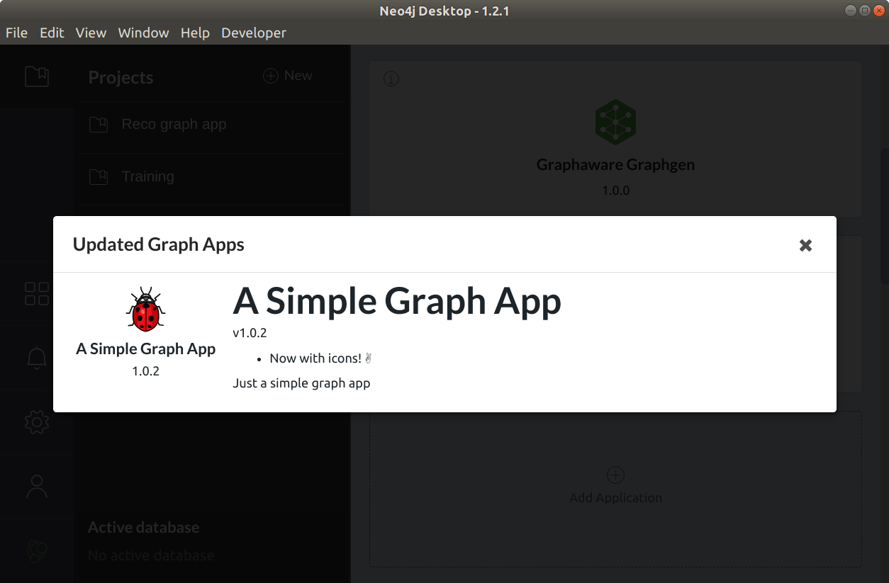 hight resolution of aldrin misquitta has written a step by step tutorial showing how to build your first graph app you can find a list of all the available graph apps in the