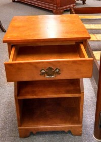 MAPLE NIGHT STAND | Delmarva Furniture Consignment & More