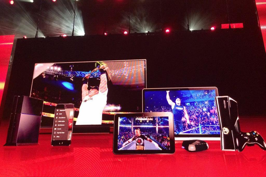 gaming chair companies cowhide dining chairs wwe network may speed up cordcutting by guiding the way for sports | digital trends