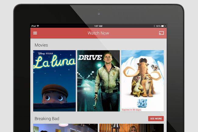 Google Play Movies & TV app lands on iOS. with Chromecast support | Digital Trends
