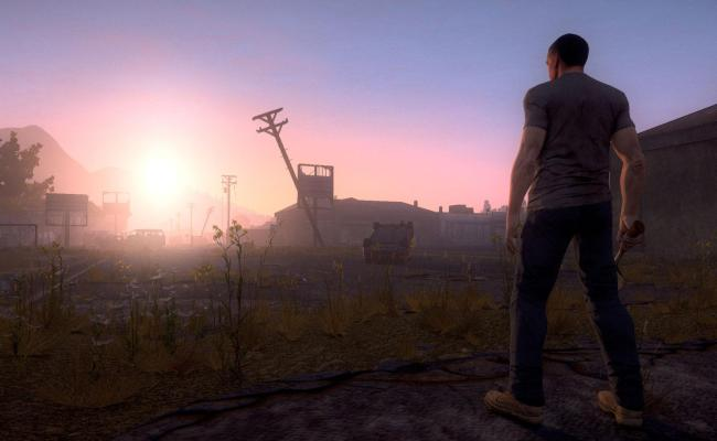 Zombie Mmo H1z1 Gameplay Streamed On Twitch Ps4