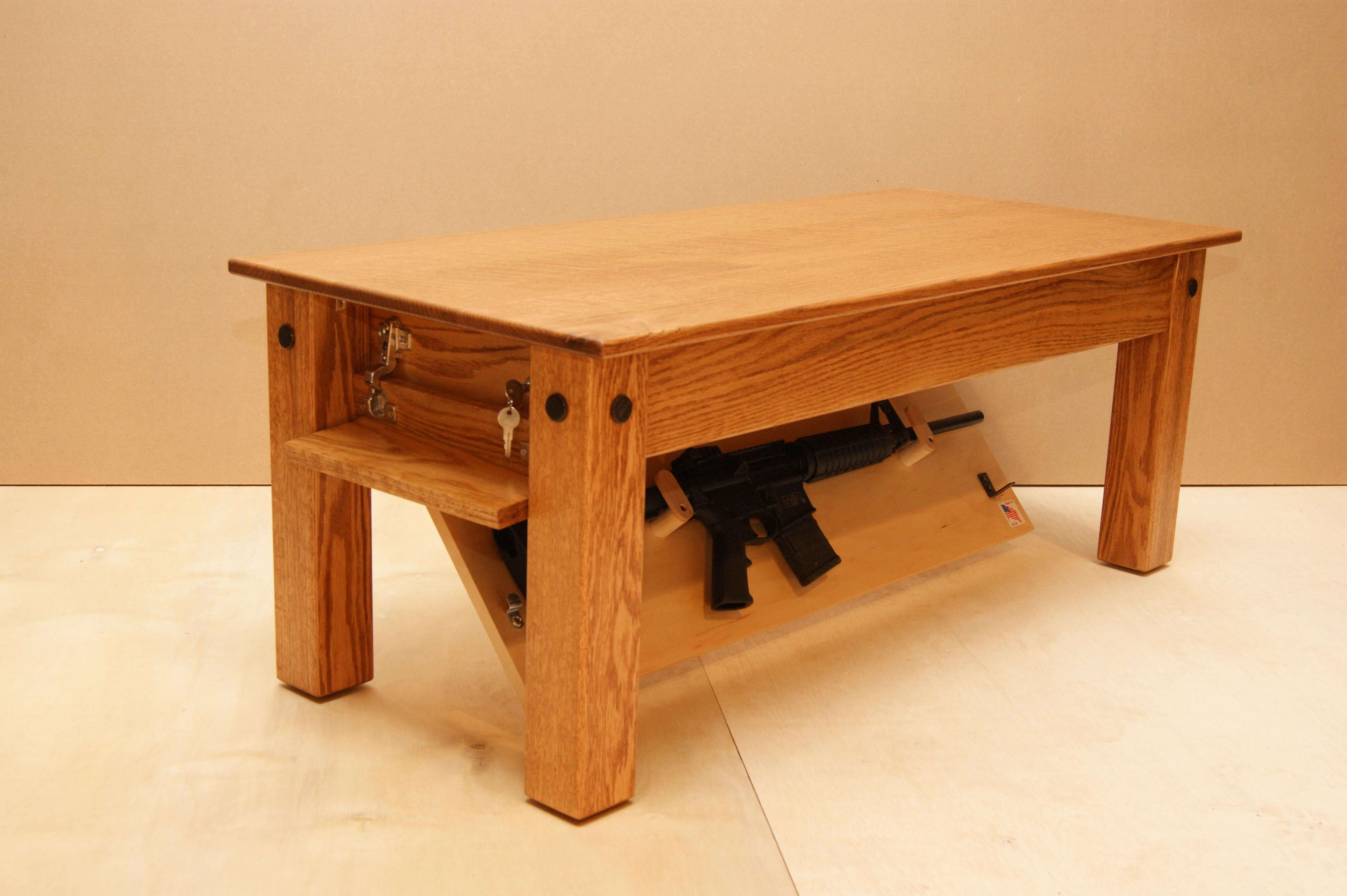 Stash your gat in one of these gunconcealing furniture
