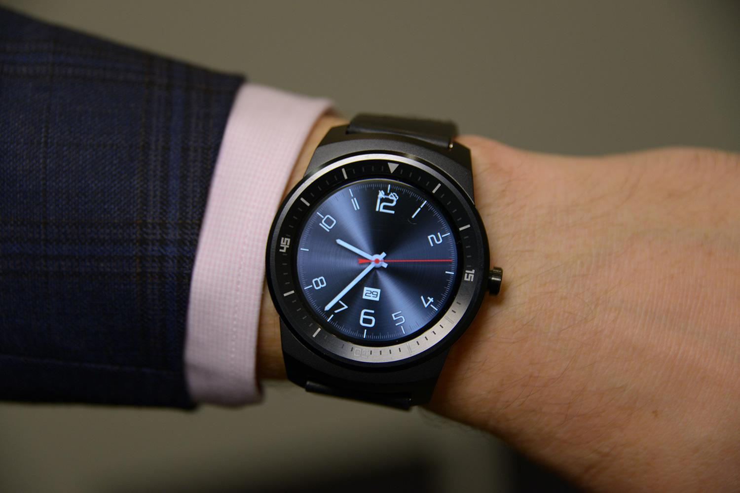 Lg G Watch R Android Release Date Price And More