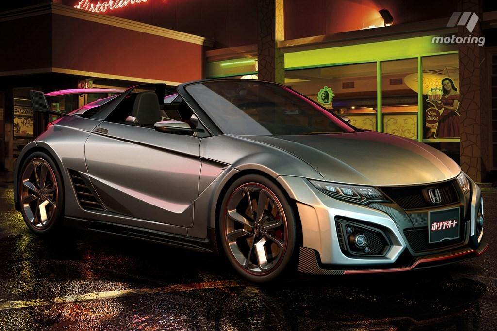 Honda S660 And S1000 Rumors Digital Trends