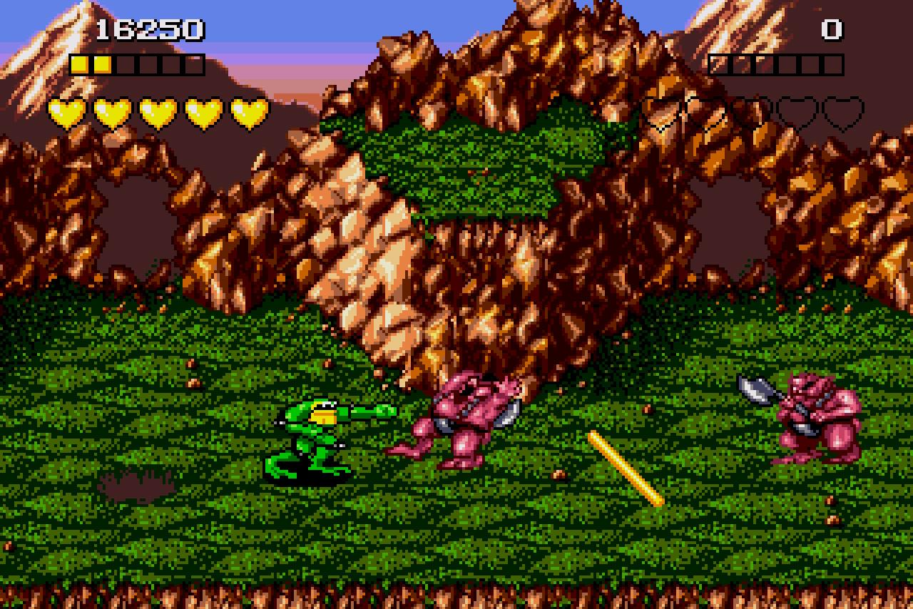 Battletoads reboot Before they hop back on Xbox were
