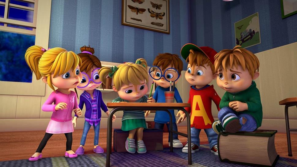Alvin And The Chipmunks Will Grace The Small Screen Once Again
