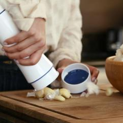 The Latest Kitchen Gadgets Soap Dispenser Pump Want To Peel An Entire Head Of Garlic In Seconds Try