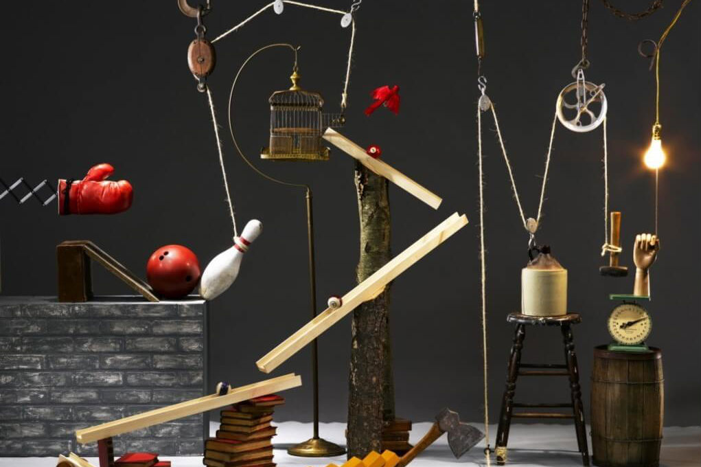 Free Fall Wallpaper For Cell Phones 10 Genius And Totally Awesome Rube Goldberg Machines