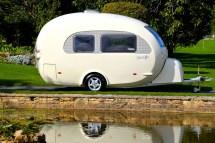 Barefoot Caravan Camper Trailer