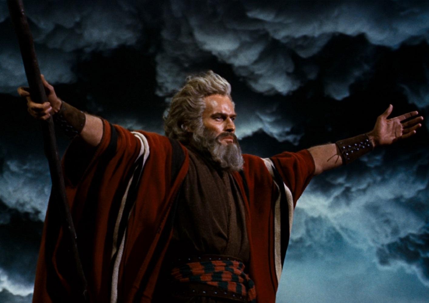 The Ten Commandments Shalt Be Remade
