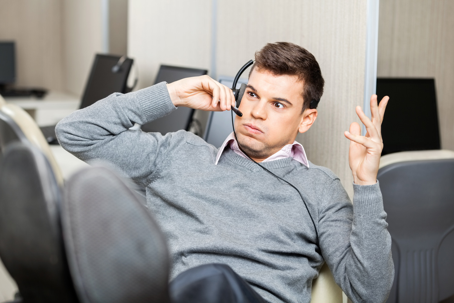 Image result for picture of telemarketers
